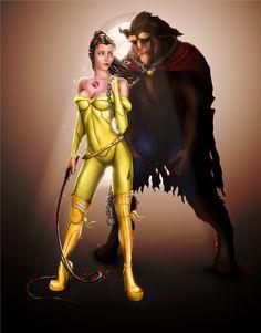 Defenders of the Enchanted Kingdom  - Belle: Beastmaster