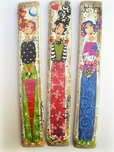Mais moças... by Madu Lopes, via Flickr
