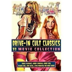 nice Drive-In Cult Classics (DVD 2010 12-Disc Set) 32 Movie Collection BRAND NEW - For Sale Check more at http://shipperscentral.com/wp/product/drive-in-cult-classics-dvd-2010-12-disc-set-32-movie-collection-brand-new-for-sale/
