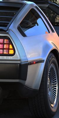 "DeLorean Motor Company | The Best Source for your DeLorean.  <-- sadly when I saw this I thought ""oh the time machine!"""