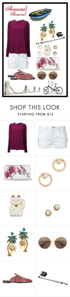 """lovely outfit¶"" by racheal-taylor ❤ liked on Polyvore featuring STELLA McCARTNEY, Loveless, Judith Leiber, ZoÃ« Chicco, Georgia Perry, Marc Jacobs, Elizabeth Cole, Gucci and Trish McEvoy"