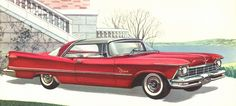 1958 Chrysler Imperial Coupe wallpaper