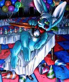 Hallucinations / Springtrap FNaF 3 by Mizuki-T-A on DeviantArt Fan Art, Toy Bonnie, My Little Pony, 2 Kind, Freddy 's, Fnaf Characters, Fnaf Drawings, Anime Fnaf, Creative Pictures