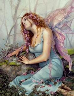 sunshinekicks:  If we open our minds to enjoyment, we might find tranquil pleasures spread about us on every side. We might live with the angels that visit us on every sunbeam, and sit with the fairies who wait on every flower.  ~Samuel Smiles