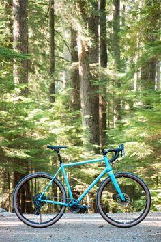 Edward HannCycling · Morgan just sent through some photos of his new Kona  Rove LTD. Reynolds 853 tubing 544c7260d