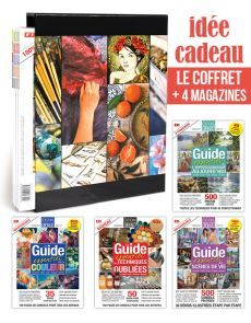 Coffret 4 magazines COLLECTION Editions du Chevalet Magazines, Baseball Cards, Books, Collection, Fine Art Paintings, Casket, Gift Ideas, Paint, Drawing Drawing