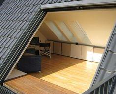 Dachschiebefenster : Projekte – Portfolio Raster Galerie – Sunshine Berlin