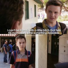 """#TheFosters 2x12 """"Over Under"""" - Connor and Jude"""