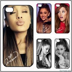Ariana Grande Cover Case for iPhone 6 Phone Case