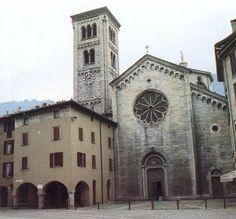Church of San Fedele Como Italy