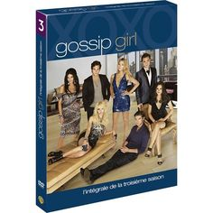 Gossip Girl (Saison 3) en DVD