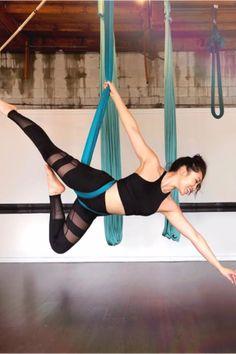 Fly yoga - Anti gravity