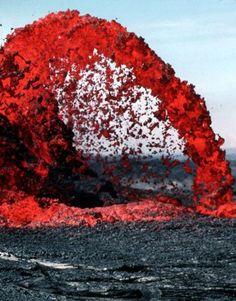 Red Eruption