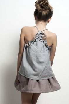 Labube moda infantil romántica http://www.minimoda.es #kids #designer #fashion