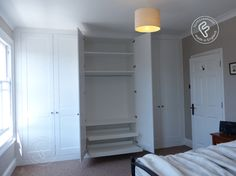 FormCreations:made to measure built in and fitted wardrobes,alcove cabinets,shelving,TV media units and storage solutions - Latest News Built In Wardrobe Ideas Alcove, Wardrobe Storage, Tv Storage, Bedroom Storage, Storage Ideas, Bedroom Red, Bedroom Wardrobe, Wardrobe Closet, Trendy Bedroom