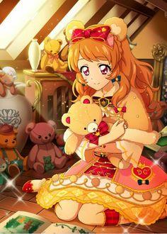 Photo on Stage! Red Hair Girl Anime, Anime Stars, Anime Friendship, Image Manga, Idole, Wallpaper Iphone Cute, Manga Girl, Anime Love, Kawaii Anime