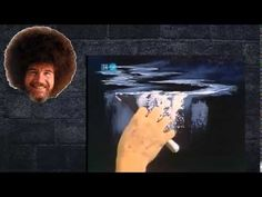 Bob Ross The Joy of Painting S26 13 Evening at the Falls - YouTube