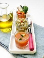 Tapas im Glas- es müssen nicht immer Oliven sein. Unser Kochkurs für Ausgefallenes.