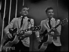 "In Memoriam Phil Everly: Die Everly Brothers mit ""When Will I Be Loved"" (Quelle: YouTube)"