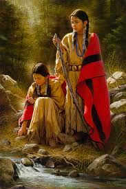 Image result for одежда сумки индейцев фото