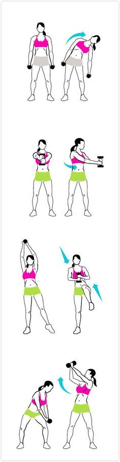 Stand Up for Flat Abs