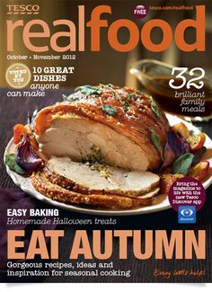 Tesco real food magazine to find out more visit cedarcom tesco real food octobernovember 2012 forumfinder Image collections