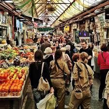 A day trip at Machane Yehuda Market, Jerusalem! Eat Fresh delights on a budget!