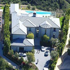 kim's house Bel Air
