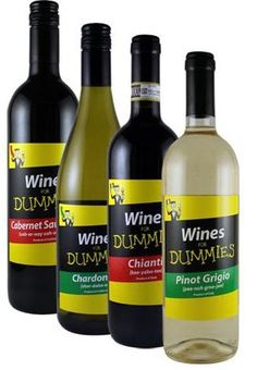 WINES FOR DUMMIES