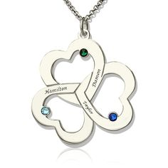 We are together!  Free Shipping Get From Getnamenecklace.com