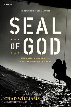 SEAL of God :: 9781414368740 :: Chad Williams :: Tyndale House Publishers