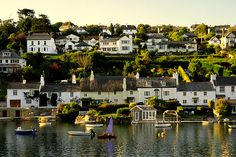 Newton Ferrers, Devon, England (by chris-parker)  Visit www.exploreuktravel.co.uk for holidays in England