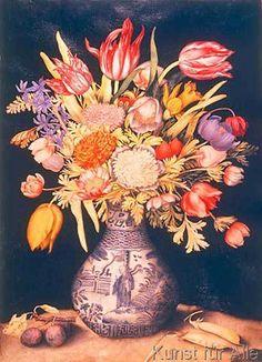 Giovanna+Garzoni+-+Blumenstrauß+in+einer+chinesischen+Vase