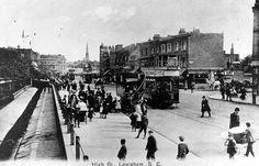 Lewisham High Street, Early 20th century