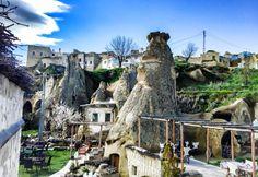 #Ortahisar #Kapadokya @Queen's Cave Cappadocia