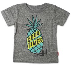 Good Times Pineapple Tee