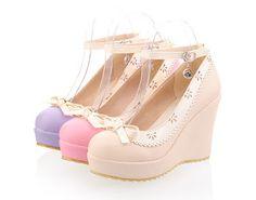 Auri Daer: Cute Lolita shoes