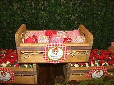 Ideias do Studio: Festa pronta: chapeuzinho vermelho, os três porquinhos e os três lobinhos