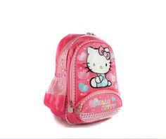Hello Kitty Cute Cartoon Children Backpack Schoolbag - Hello Kitty SchoolBag - Hello Kitty Stores :: BeardBrother Hello Kitty Bag, Kids Backpacks, School Bags, Cute Cartoon, Cosmetic Bag, Fashion Bags, Shoulder Bag, Wallet, Children