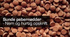 Sunde pebernødder