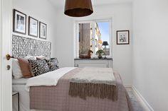 #styling #homestyling #bedroom #sovrum Homestyling av ljus 2:a i Hornstull | Move2