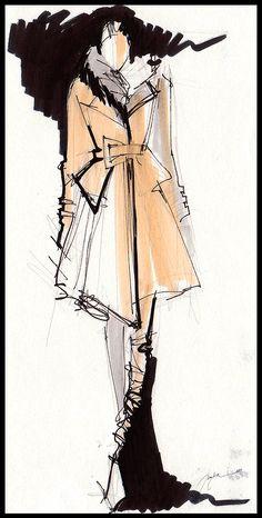 Julija Lubgane Illustration | IDEAS BEAUTIFULLY CAPTURED | chicago | SKETCHES