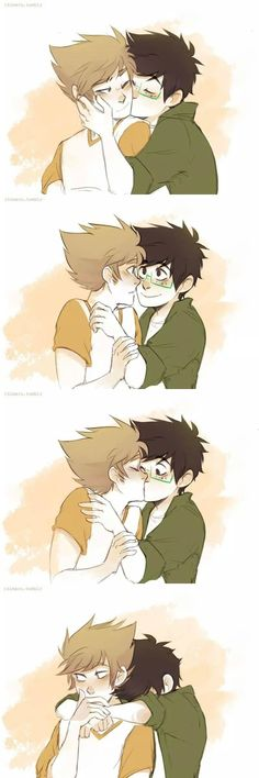 Awwwww Dirk and Jake are so cute together!!! This is one of my favorite ships