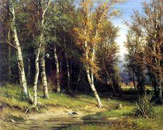 ART & ARTISTS: Ivan Shishkin - part 1