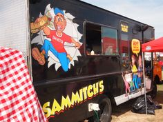 Sam-mitch #Phoenix #Arizona #FoodTruck | Best Food Truck of Arizona Festival 2014 | Photo by Kim M. Bayne for Street Food Files