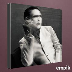 Od dziś w Empiku znajdziecie nową płytę Marilyna Mansona. Czym tym razem zaskoczy nas kontrowersyjny muzyk?