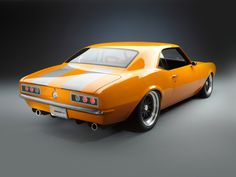 Bret Voelkel's 1968 Camaro Velocity competed in the 2008 #OUSCI. CLICK THE IMAGE…