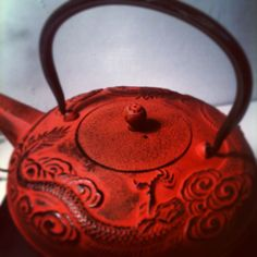 Dragon Chinese Tea Pot