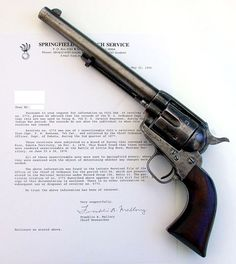 COLT 1873 SINGLE ACTION ARMY-The Colt Single Action Army which is also known as the Single Action Army, SAA, Model P, Peacemaker, M1873, and Colt .45 is a single action revolver with a revolving cylinder holding six metallic cartridges.