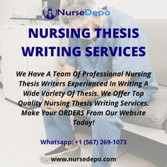 Thesis Writing, In Writing, Writers Bureau, Academic Writers, Writing Services, Nurses, A Team, Good Things, Website